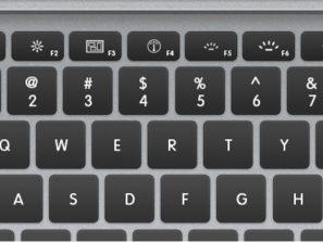 Vector Keyboard Layout