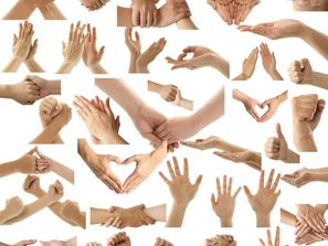 welfare La35 hands, PSD layered . download