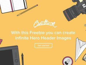 Hero Header Example 2