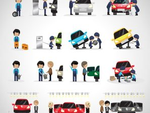 Design s: automotive beauty, car vector, car wash