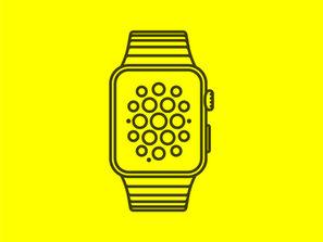 Freebie  Apple Watch vector