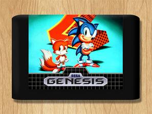Sega Genesis Cartridge