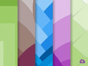 Free Material Design Inspired Backgrounds