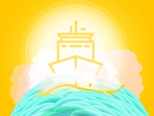 Ship Icon (SVG)